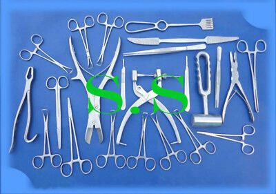 Orthopedic Instruments Set Bone Cutter Bone Holding Ds-1118