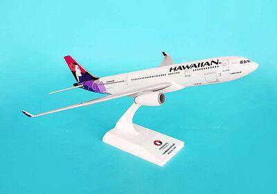 Skymarks Hawaiian Airlines Airbus A330 200 Skr593 1 200  Reg  N380ha  New