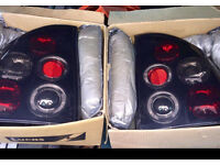 Vauxhall VECTRA Tinted Tail Lamps 2002 - 2008