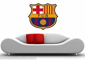 BARCA Barcelona FC Wall Sticker Home Decor Mural Art Posters GIANT 33