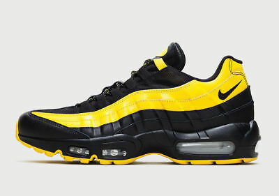 00a61400615ca8 Nike Air Max 95 Frequency Pack Yellow Black LA LAKERS Kobe Pirates Steelers  13