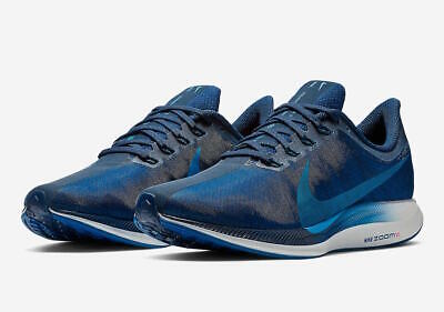 "NIKE ZOOM PEGASUS 35 TURBO ""INDIGO FORCE"" (AJ4114 400) RUNNING UK 7.5-9.5"