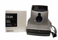 Polaroid Immagine 1200ff Istantaneo Fotocamera Con Impossible Pellicola A Colori - polar - ebay.it
