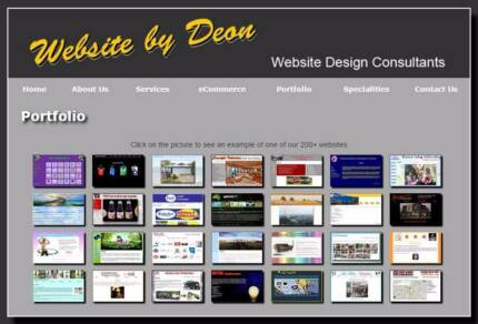 websitebydeon.com.au