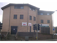 Newly refurbished Glasgow offices /business rooms in Glasgow opposite Mary Hill Burgh Halls