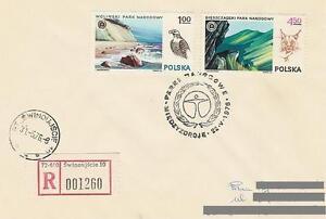 Poland postmark - national park - <span itemprop=availableAtOrFrom>Bystra Slaska, Polska</span> - Poland postmark - national park - Bystra Slaska, Polska