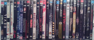 31 CLASSIC HORROR DVD's.    Excellent condition . Glebe Inner Sydney Preview