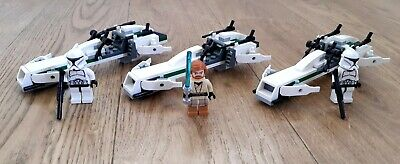Lego Star Wars- Mini Clone Army Job lot collection