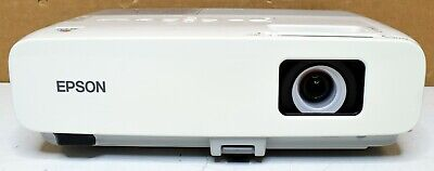 Epson PowerLite 85 3LCD 3-Chip Projector 1024x768 2600 Lumens Lamp Hours: READ