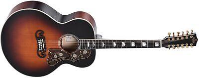 Sigma GJA12-SG200 12-String Jumbo Electro Acoustic Vintage Sunburst