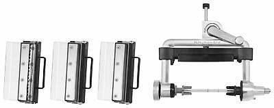 Kitchenaid Ksm2sca Stand Mixer Attachments Vegetable Sheet Cutter With Noodle...