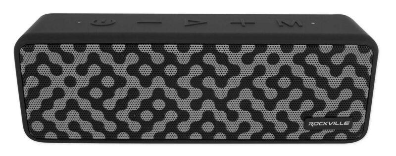 Faze by Rockville 50w Portable Bluetooth Speaker TWS Wireless Link Waterproof