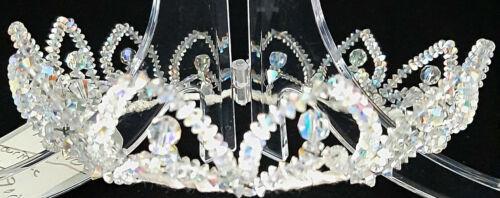 Vintage Wedding Veil Tiara Crown