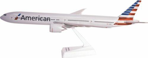 AMERICAN AIRLINES - BOEING 777-300ER   DESK MODEL