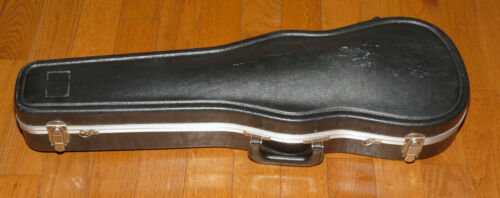 molded hard case for full size violin