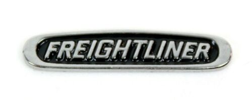 Freightliner 3D metal 3m Decal sticker emblem peterbilt kenworth mack