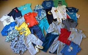 Bulk Boys Clothes Mix Size 2 Size 3 Size 4 Jacket Pants t-shirt Taigum Brisbane North East Preview