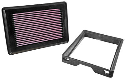33-5026 K&N High Flow Air Filter fits HYUNDAI SONATA KIA OPTIMA 1.7 2.0 2.4 15-