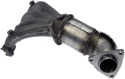 Exhaust Manifold with Integrated Catalytic Converter Front Dorman 673-851