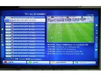 MAG250 IPTV BOX WITH 12 MONTHS SUBSCRIPTION ZGEMMA