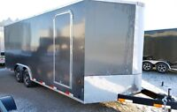 2016 RoyalCargo XRCHT52-822-78 Enclosed Car Hauler Trailer