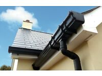 Guttering, repairs, facia and soffit fitted, roof repairs, windows , glazing. 07404646215