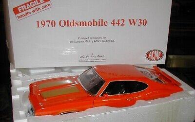 Danbury Mint  1970 Oldsmobile 442 W 30 Acme 1/18 43
