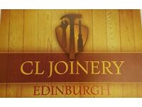CL JOINERY (EDINBURGH BASED JOINER)