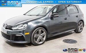 2013 Volkswagen Golf R 4Motion GPS+CUIR