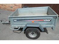 Erde car trailer…..
