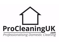 Looking for Cleaning Jobs? Flexible hours earning from £12 p/h