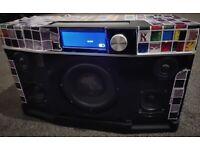200W Aiwa Bluetooth Speaker w/Subwoofer