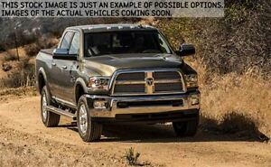 2017 Ram 2500 New Car ST |4x4|Diesel|Crew|6.3Box|SXT Appr.Pkg|Re