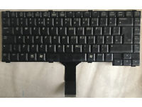 BenQ / Toshiba K011126f1 Black UK Layout Replacement Laptop Keyboard