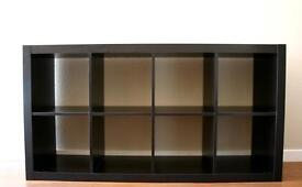 Ikea Bookshelf Dark Brown