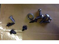 genuine yamaha r1 14b 09>14 bolts,clip various