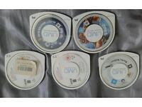 PSP Discs