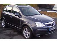 Vauxhall Antara, full years MOT, nice clean and reliable car