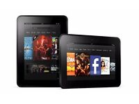 7-inch Amazon Kindle Fire HD Tablet - 16GB Black