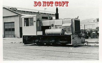 6G434 Rp 1972 Chicago Bridge   Iron Railroad Vulcan Loco  180 Salt Lake City Ut