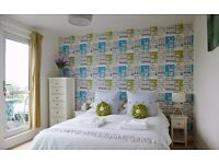 *SB Lets are Delighted to Offer Modern Spacious 2 Bedroom Luxury Top Floor Flat Holiday Let in Hove