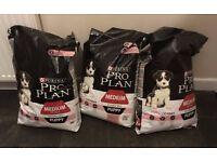 4x12kg purina pro plan optiderma puppy dog food skin sensitive