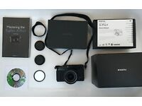 Fujifilm X Series X-Pro1 16.3MP Digital Camera - Black + 18-55 mm Lens