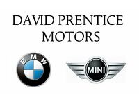 Trainee Service Advisor for David Prentice Portadown
