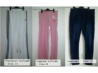 Bundle of trousers and a skirt (7 items) - size 14