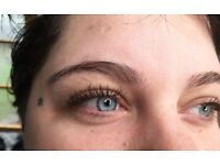 Eyelash extensions/tinting - eyebrow threading/tinting!!