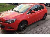 Vauxhall Astra 2.0 CDTi Ecoflex VX Line (2012)