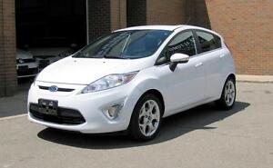 2012 Ford Fiesta SES SES + Accident Free + Leather Seats
