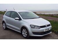 ***Volkswagen Polo 1.2 TDI, 2011, Silver, 3 Door, Low Mileage! ***