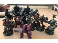 WARHAMMER - Space wolves